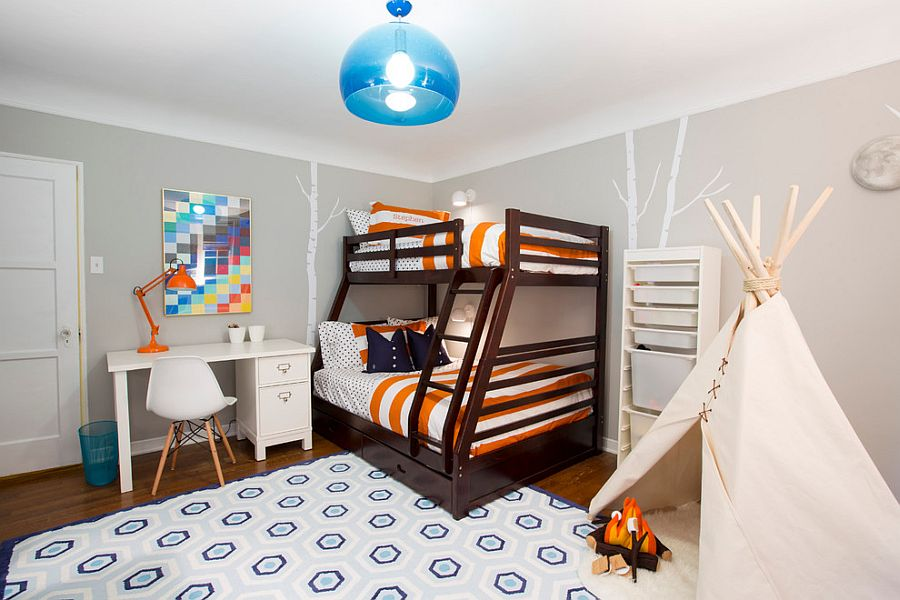 Mocheta dormitor copii
