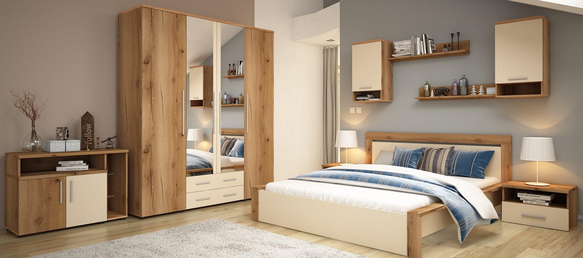 Design dormitor practic