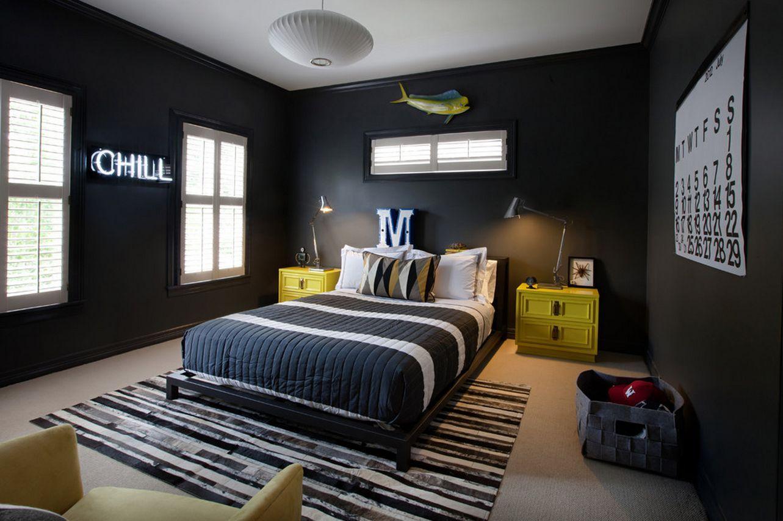 Dormitor incapator - Sugestie de prezentare