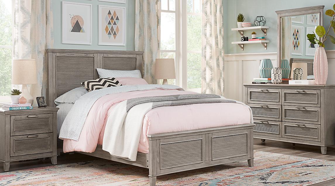 Dormitor vintage metalcom - Bedroom furniture sets for teenage girls ...