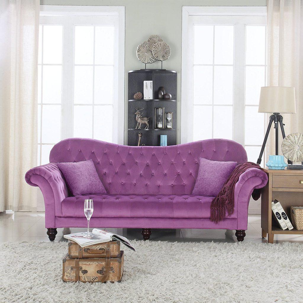 Canapea camila - Sugestie de prezentare