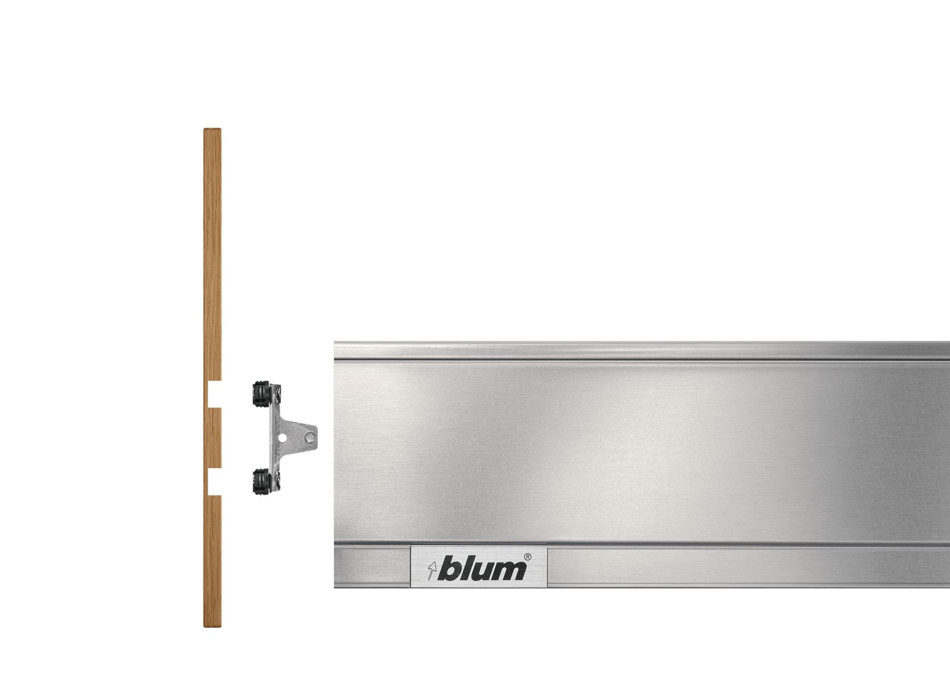 Sisteme de fixare pentru fronturi subtiri pentru sertare