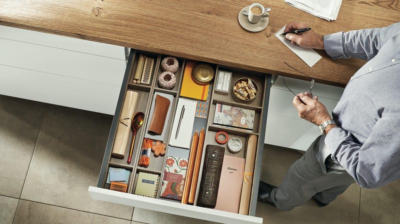Dormitoare moderne - Sistemul de compartimentare interioara AMBIA-LINE