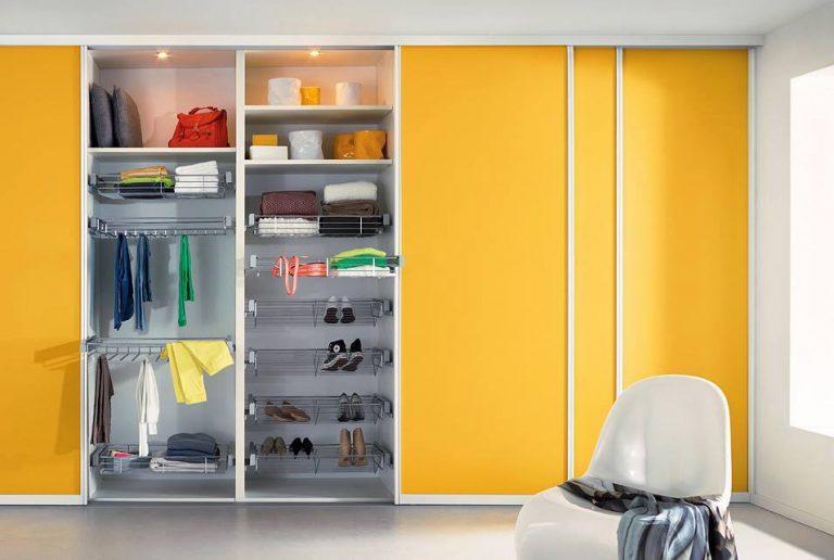 Sistemul modern Easy Storage marca Hafele