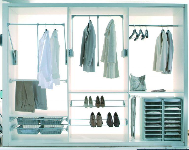Sistem de organizare a dulapurilor – Easy Storage