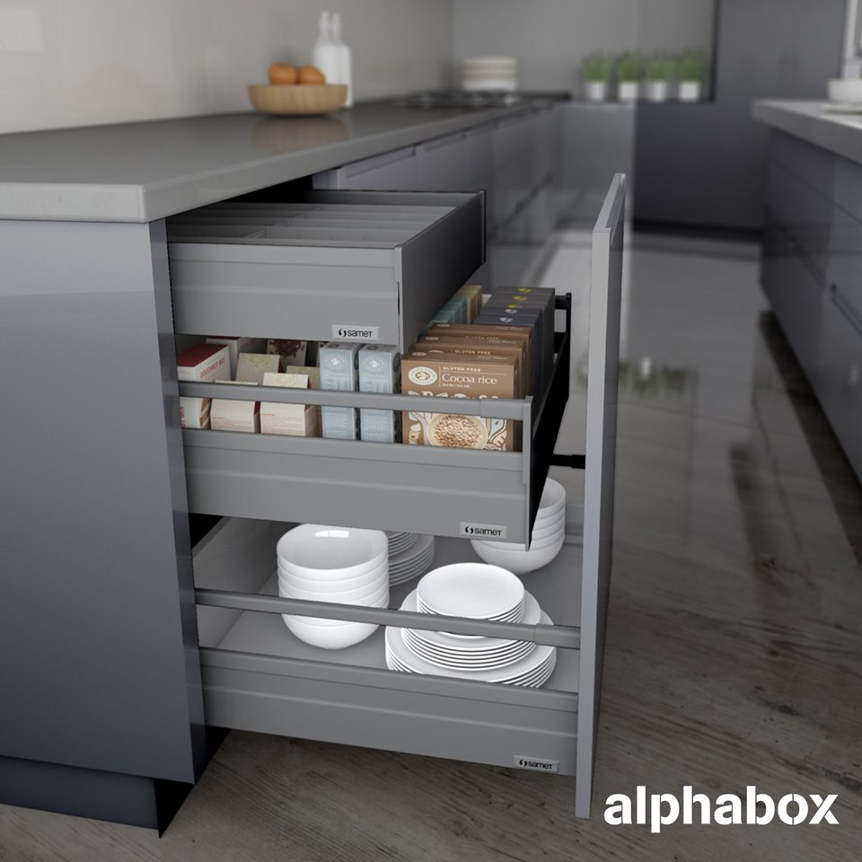 Alphabox Samet